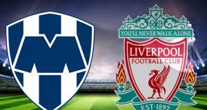 Monterrey x Liverpool